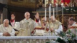 Giovedì Santo Omelia Mons Raspanti in Coena Domini