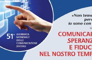 51a Giornata Mondiale delle comunicazioni sociali