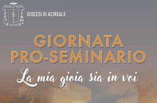 Messaggio del Vescovo per la giornata pro-seminario 2017