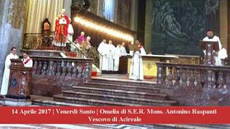 Venerdì Santo Omelia