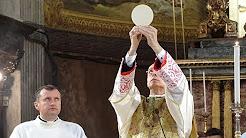 Omelia Mons Antonino Raspanti Corpus Domini 2017