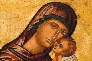 Maria SS.ma nella devozione dei padri d'oriente
