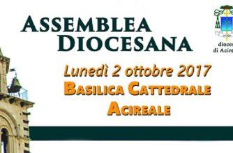 Convocazione assemblea diocesana