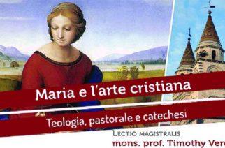 Corso di formazione – Maria e l'arte cristiana: teologia, pastorale e catechesi