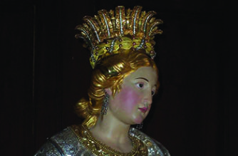 Santa Venera – Festa della Traslazione delle Sacre Reliquie della Patrona della Diocesi e della Città