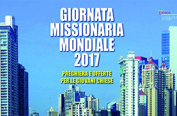 Ottobre Missionario 2017: Appuntamenti diocesani