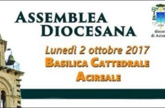 Assemblea Diocesana Indicazioni Pastorali 2017-2018