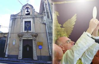 Inaugurazione Chiesa San Vincenzo Ferreri dopo il restauro
