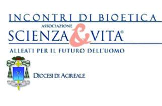 """Calendario Incontri """"Scienza e Vita"""" 2017-2018"""