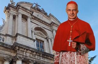 Il Cardinale Angelo Bagnasco ad Aci San Filippo in occasione della festa del patrocinio