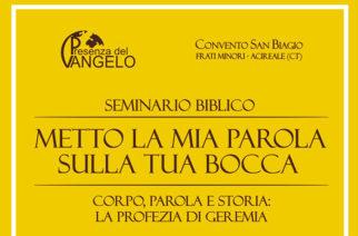 Seminario Biblico al Convento S.Biagio