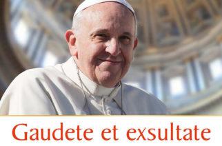 Gaudete et Exultate – Don Vittorio Rocca presenta l'Esortazione Apostolica