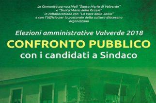 Confronto Pubblico con i candidati a Sindaco – Valverde