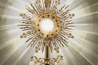 Solennità del Corpo e Sangue di Cristo – Presiede il Vescovo mons. A.Raspanti