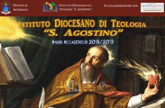 Istituto di Teologia S.Agostino – Anno Accademico 2018-2019