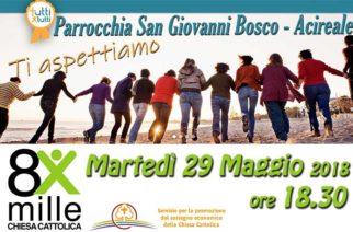 Concorso Tutti per Tutti – Sosteniamo la parrocchia San Giovanni Bosco