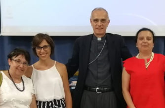 """Il Vescovo Raspanti: """"Lavoro di squadra che permette ai giovani di conoscere il territorio e sentirlo proprio"""""""