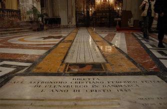 Spettacolo della Meridiana in Cattedrale nel solstizio d'estate