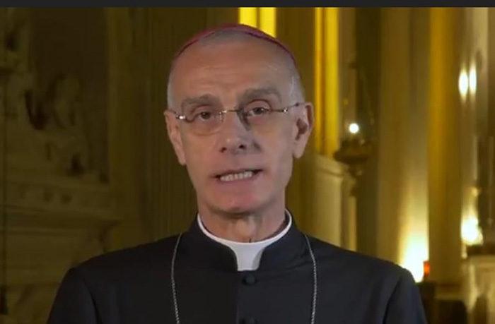 Solennità di Pentecoste, Vangelo domenica 9 Giugno 2019_mons. Antonino Raspanti, Vescovo