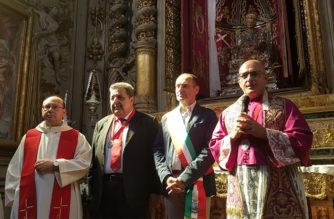 Il culto di Santa Venera unisce i popoli