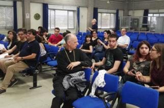 """""""Video Maker"""" – Il Vescovo Raspanti premia i vincitori"""