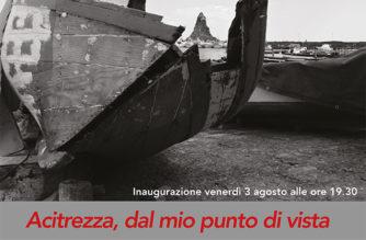 """""""Acitrezza, dal mio punto di vista"""" – Mostra fotografica di M.Vittorio"""
