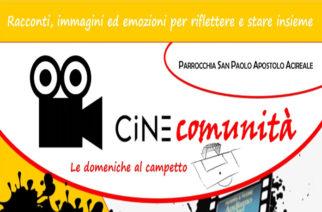Cine Comunità – Le domeniche al campetto nella Parrocchia San Paolo