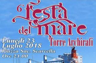 Festa del Mare a Torre Archirafi