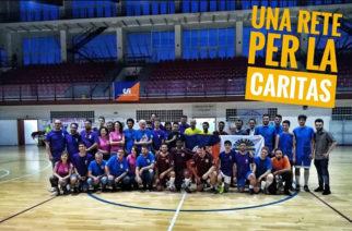 Una rete per la Caritas – Seminario vescovile e Centro sportivo italiano insieme per la carità