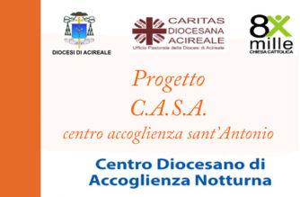Centro Diocesano di Accoglienza Notturna ad Aci Sant'Antonio
