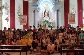 """Il vescovo mons. Raspanti: """"Il mondo ha bisogno di voi giovani"""" – In cammino verso il sinodo"""
