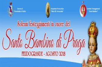 Santo Bambino di Praga in Fiumefreddo di Sicilia