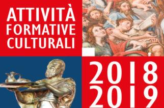 Attività Formative Culturali 2018/2019 a San Sebastiano