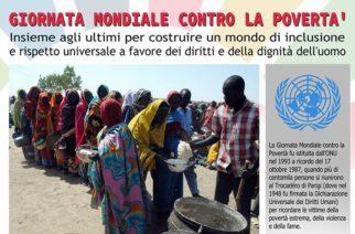 Giornata Mondiale contro la povertà