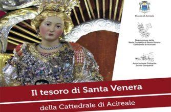 Il Tesoro di Santa Venera – Lectio Magistralis