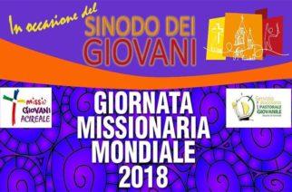 Eventi nel mese di Ottobre dedicato alle Missioni