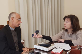"""Il Vescovo Raspanti: """"Sensibilizzare maggiormente la cultura della non violenza nei confronti della donna"""""""