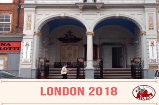 Acireale a Londra incontra i fedeli