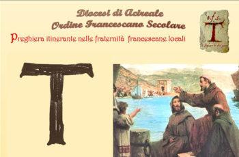 La preghiera itinerante dell'Ordine francescano secolare