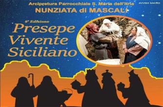 Presepe vivente siciliano a Nunziata