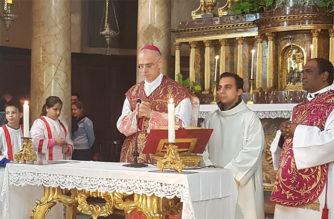 """Il Vescovo A.Raspanti:""""Favorevoli alle iniziative di carità"""""""