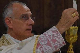 """Il Vescovo A. Raspanti: """"Sette giovani in cammino verso il sacerdozio"""""""