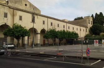 Santuario di Valverde, Iniziati i Lavori