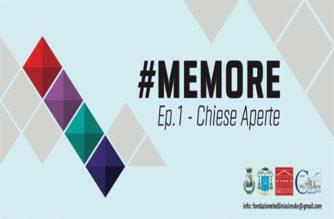 #Memore – Chiese aperte