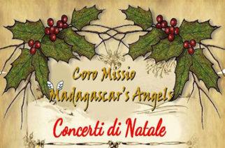 Concerti di Natale del Coro Missio Madagascar's Angels