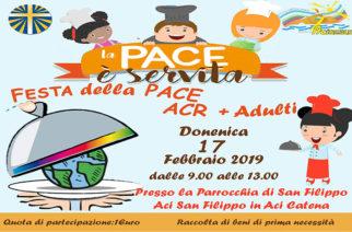 Festa della Pace ACR ed Adulti 2019