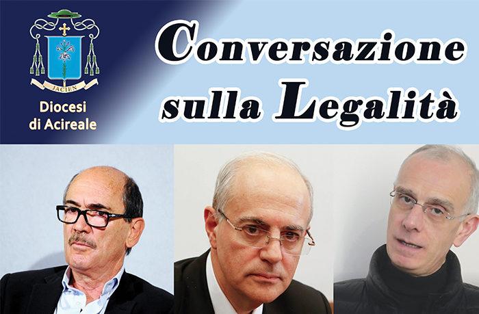La Voce del Vescovo_ A.Raspanti presenta la Conversazione sulla Legalità