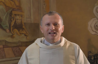25° di sacerdozio_Preghiera finale di Mons. Giovanni Mammino