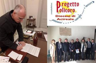 MicroCredito – Il vescovo mons. A.Raspanti favorisce i progetti per i Giovani