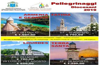 Pellegrinaggi diocesani 2019